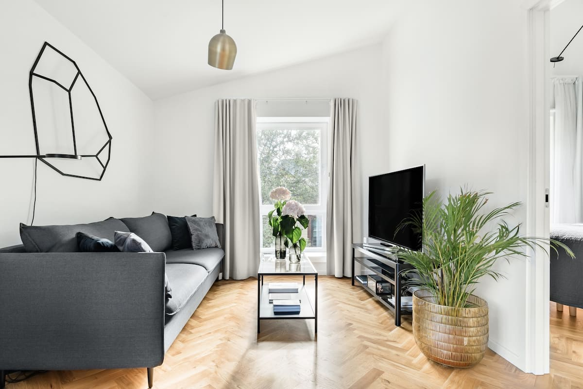 Head to the Center of Tallinn From a Stylish Home