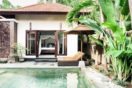 Warm, Open-Air Villa in the Heart of Sanur