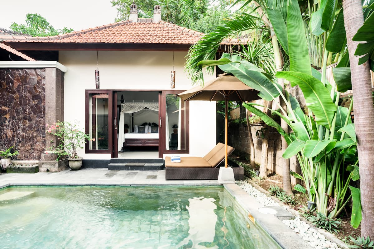 Warm, Open-Air Villa in the Heart of Sanur
