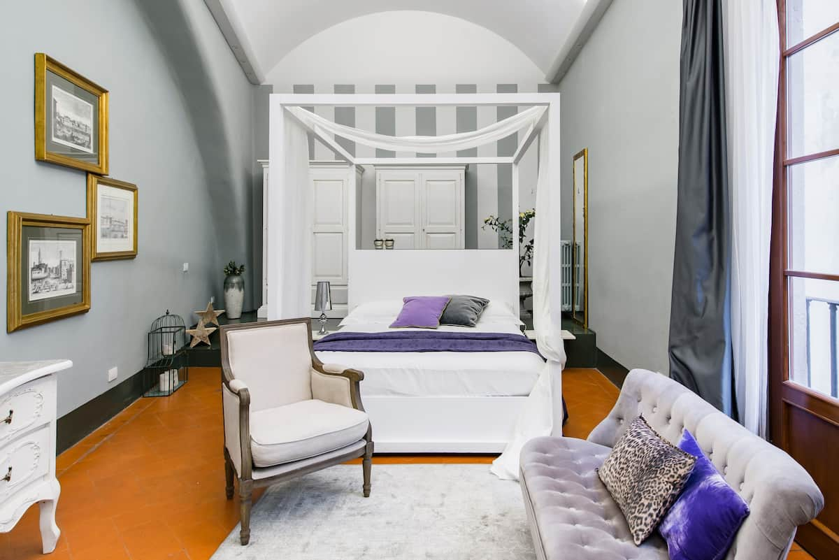 Elegant Sophistication at Aranci in the Heart of Florence