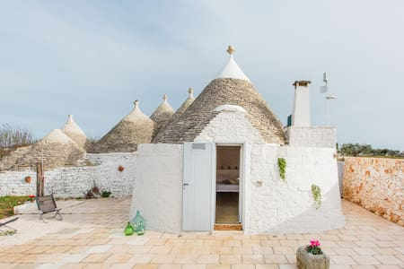 Private Trullo Suite Martodda