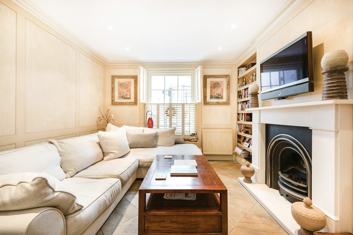 Luxury 19th Century House near Hampstead Heath
