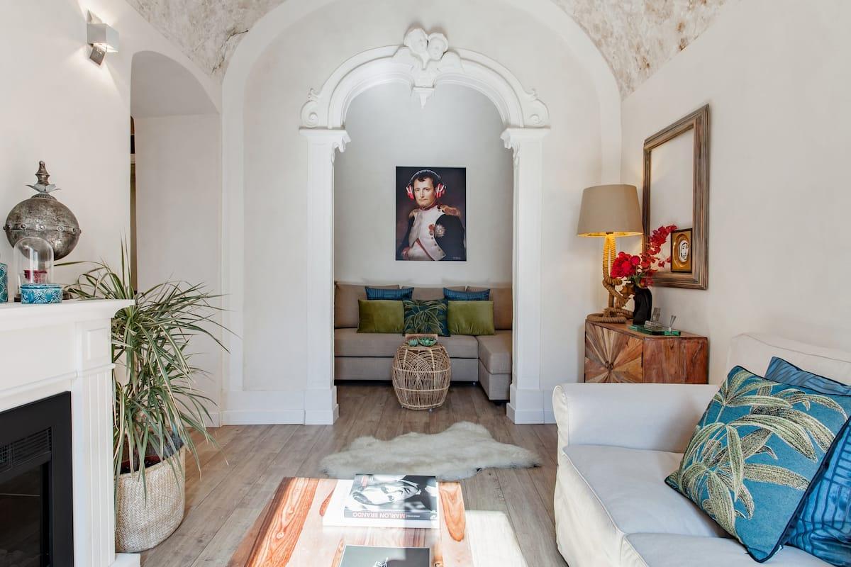 Maison Buonaparte Luxury Sea View Holiday Home