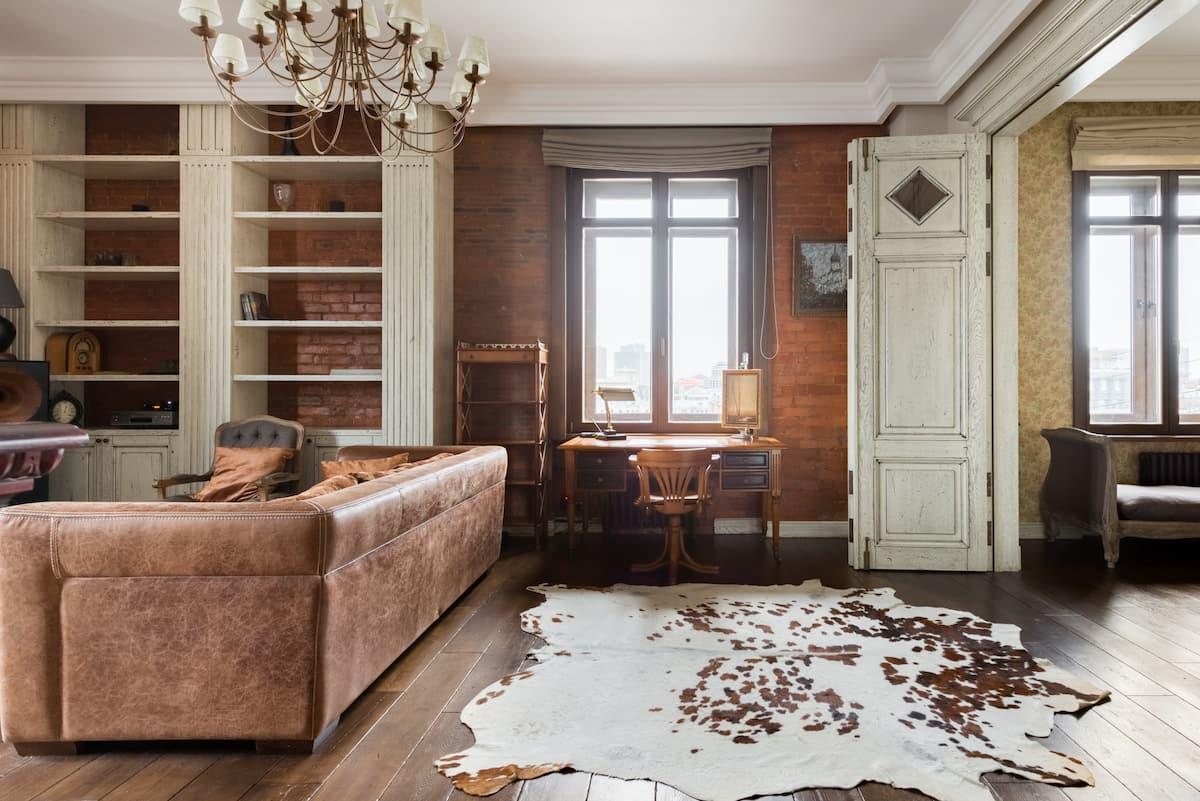 Роскошные апартаменты в фешенебельном районе Москвы