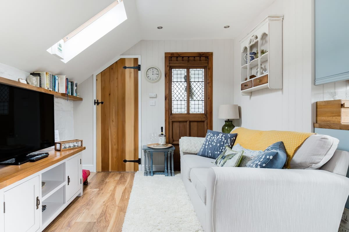 Explore Ancient West Cornwall From a Charming Apartment