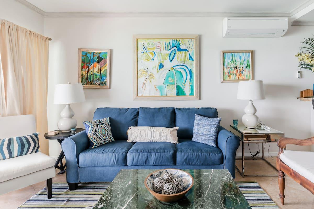 Oceanview Condo in Maxwell Beach Villas Development