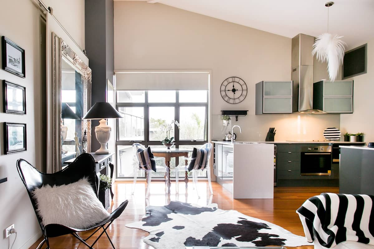 Explore Brisbane from a Designer Apartment