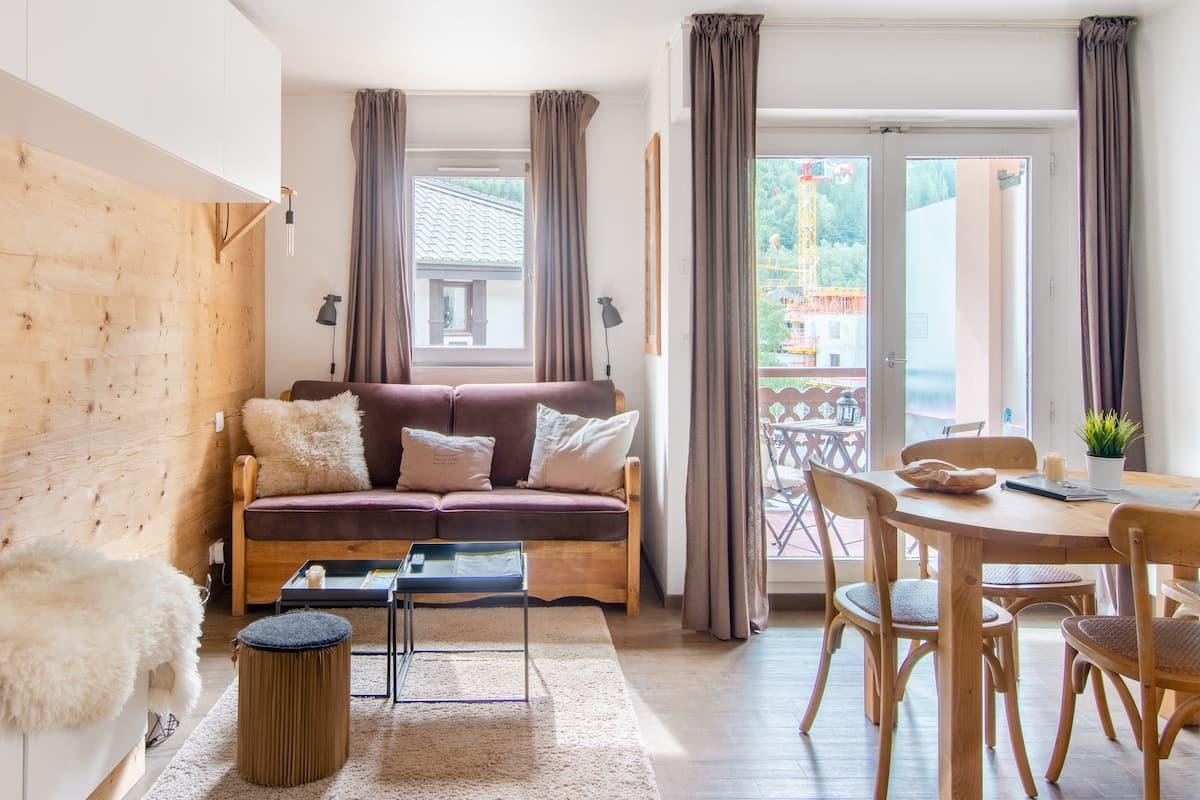 Appartement cosy avec place de parking privée