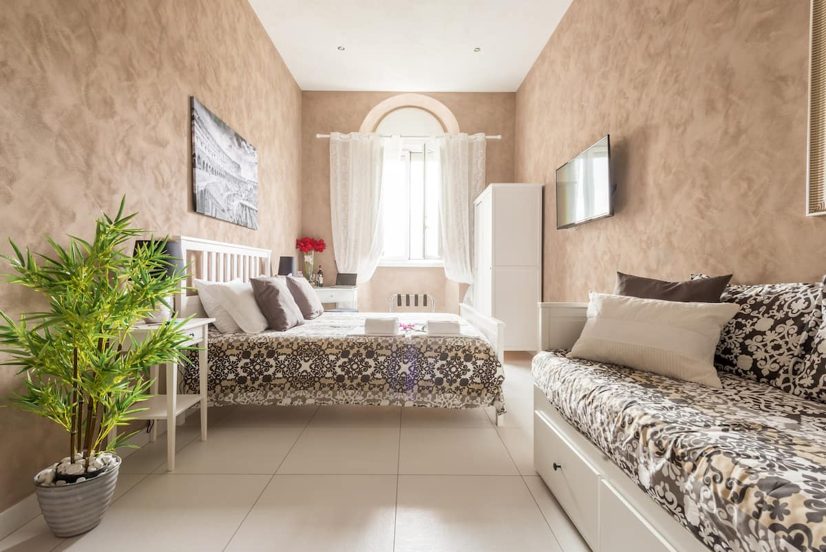 Appartamento di lusso con vista su San Pietro