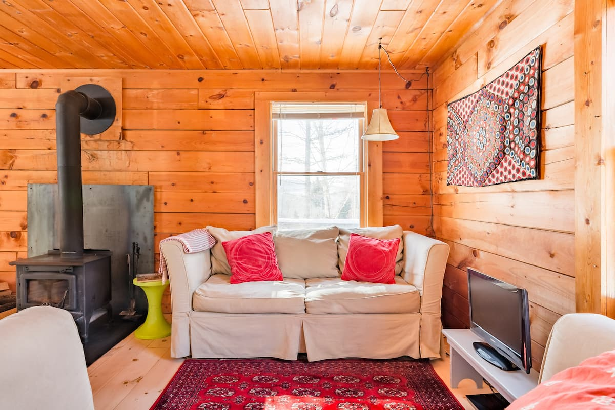 Delightful Cabin with Extras