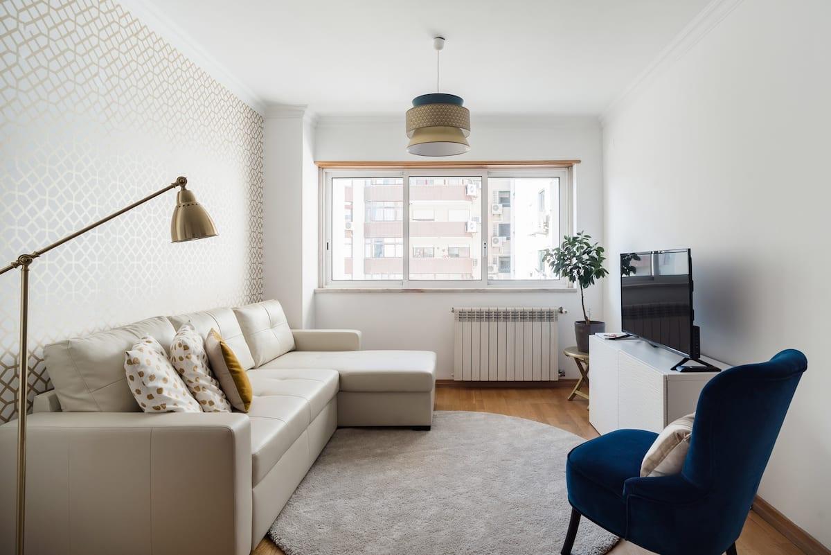 Comfortable and Classy Apartment in Laranjeiras