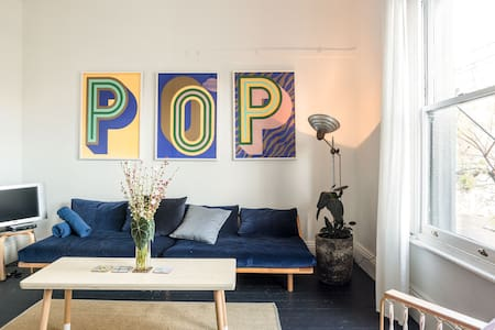 Stay in a Hip Apartment Designed by Local Creatives