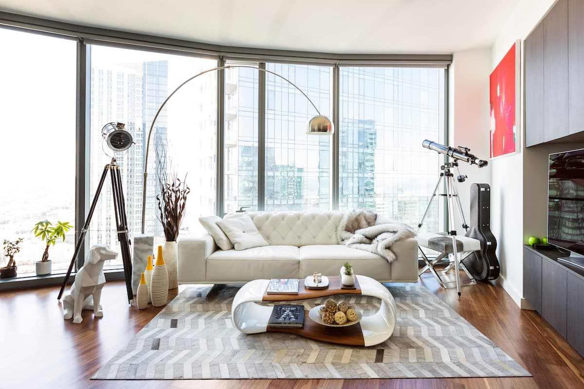 Luxury Skyline Studio near the Bay Bridge