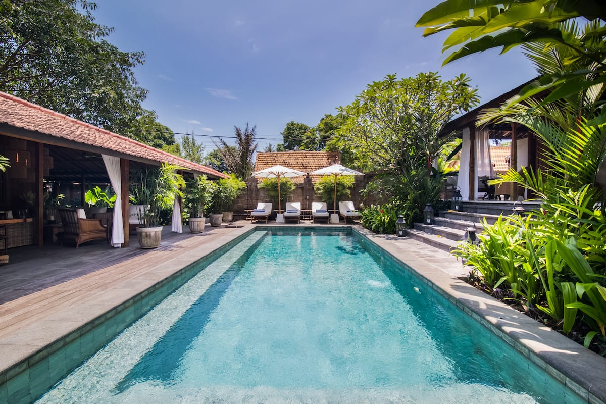 Relax in a Charismatic Luxury Villa in Canggu