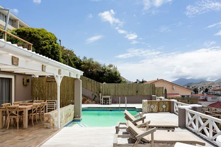 180-Degree Bay Views from a Fish Hoek Oasis