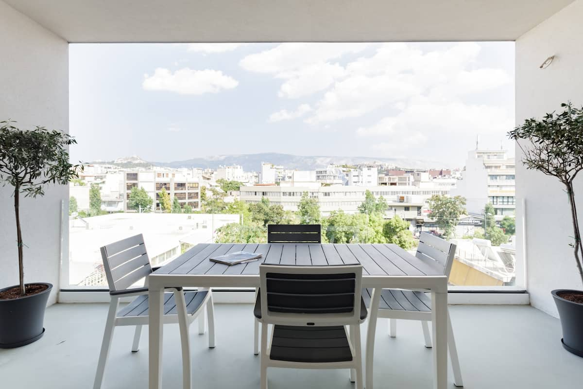 "View Acropolis, Lykabetous From Upscale ""MnF"" Αpartment"