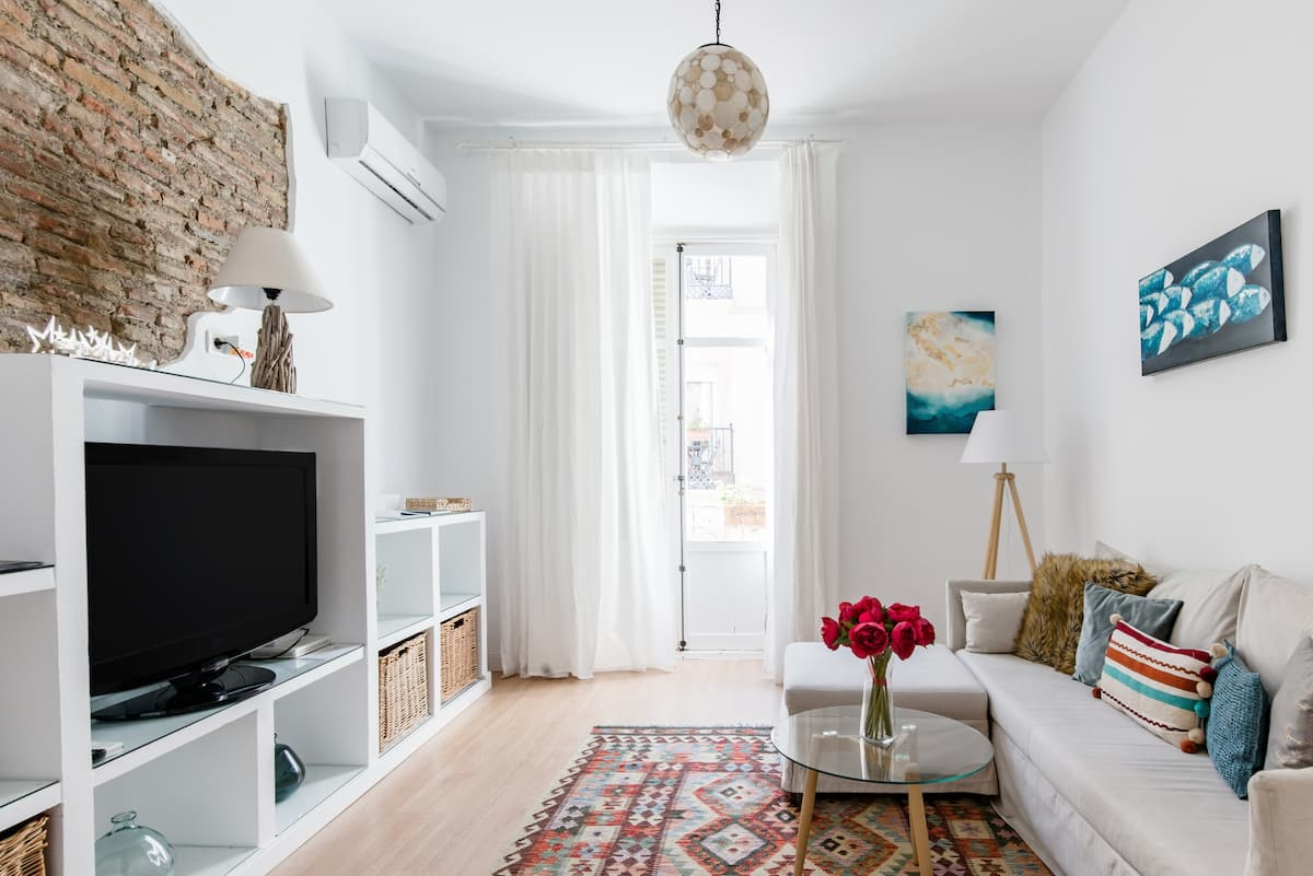 Ideal Apartment in Historic Center AC WiFi. Perfect Location