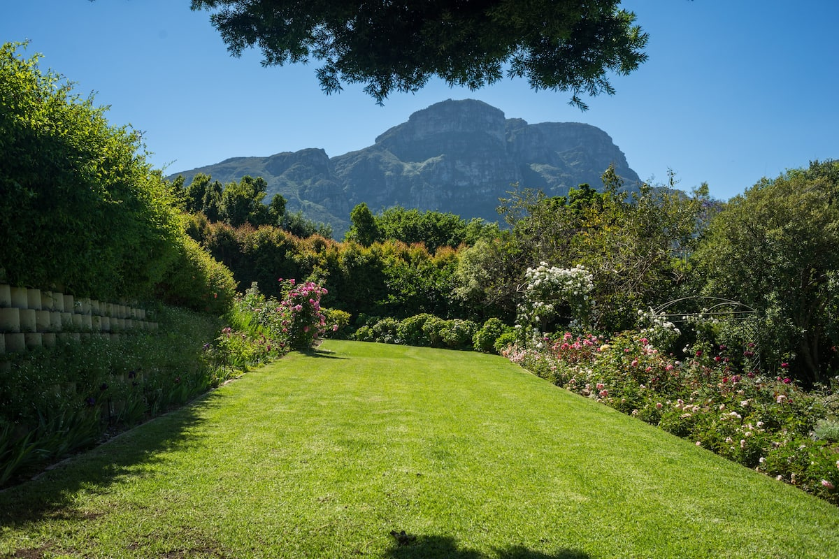 Relax, Unwind, Recharge in a Stunning, Secluded, Quiet Guesthouse in Bishops Court, Cape Town
