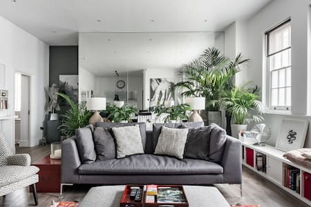 Spacious and Stylish Designer-Owned Central Apartment