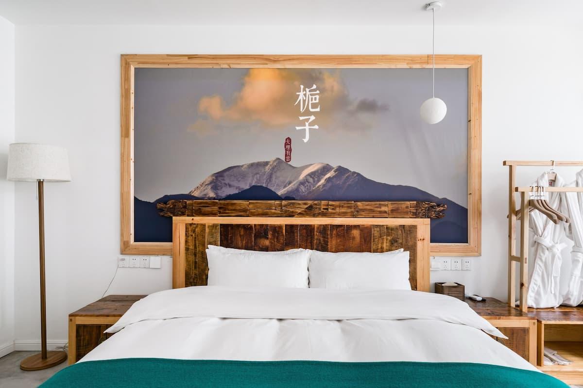 紧邻古城的中式禅居,感受浓浓的东方古韵味 两晚接站含双早