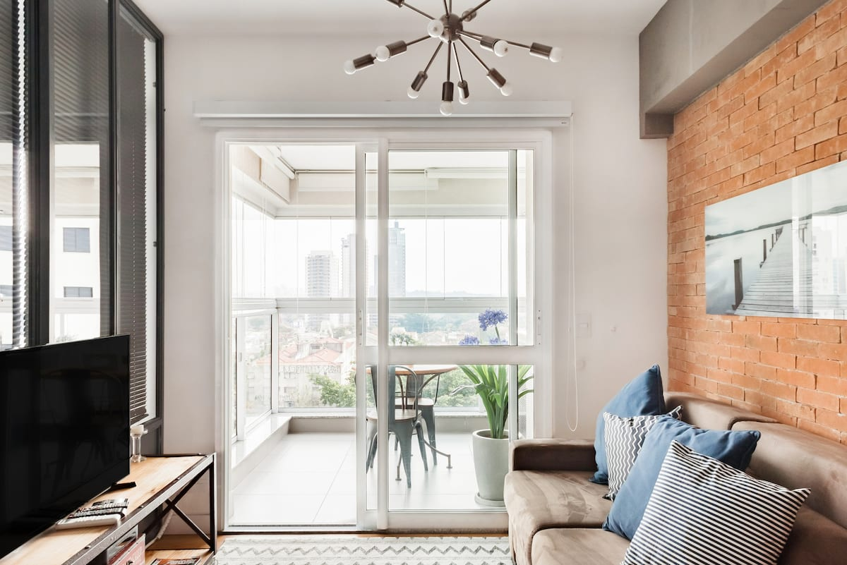 Stylish Home in the Center of Pinheiros