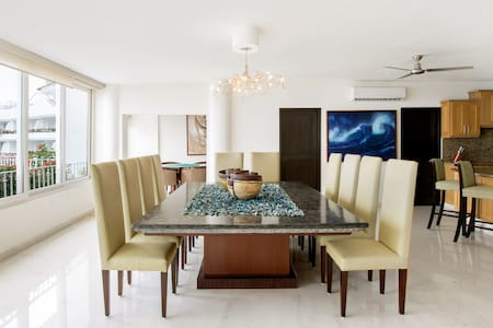 Grand Miramar Presidential Suite