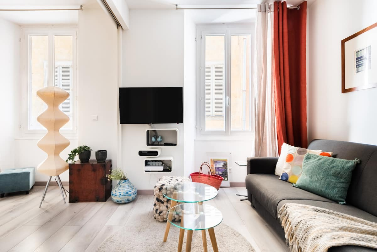 Explore the Old Town from a Stylish, 17th Century Apartment