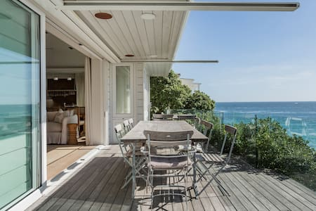 Clifton Fourth Beach Villa With Pool & Uninterrupted Views