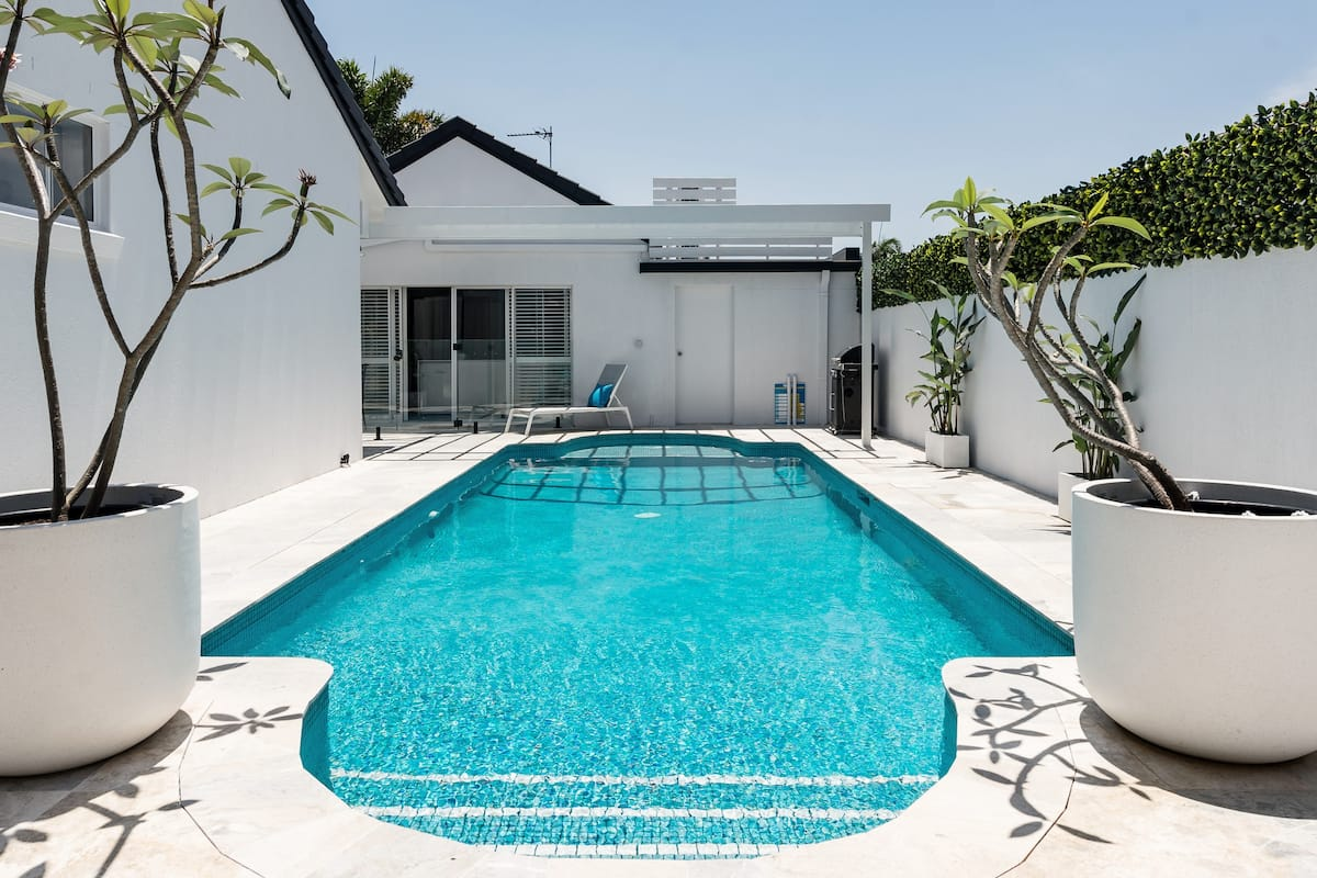 High-End Guesthouse with Pool Access