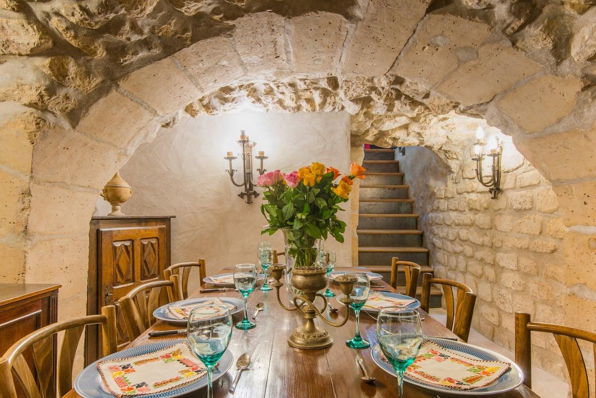 Appartement romantique à Paris au cœur du Marais historique