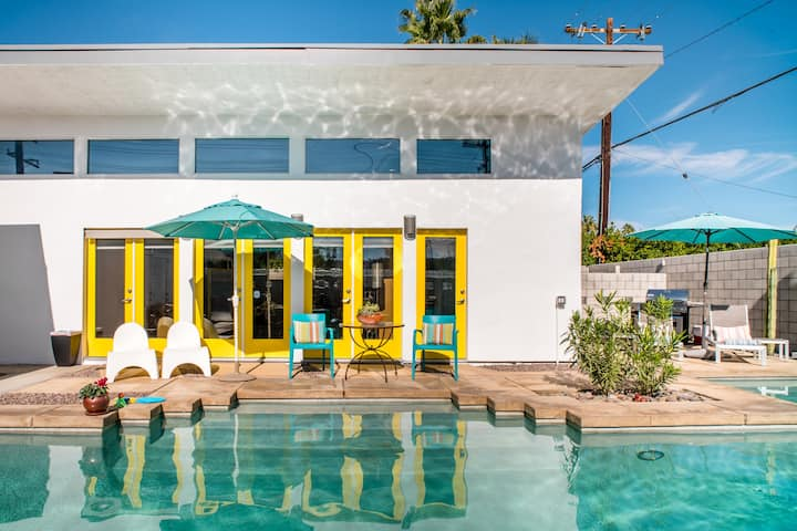 500 Palm Springs Vacation Rentals Houses And More Airbnb