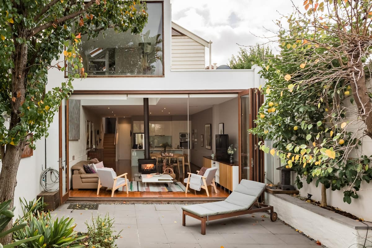 Re-Conceptualised Victorian with Backyard