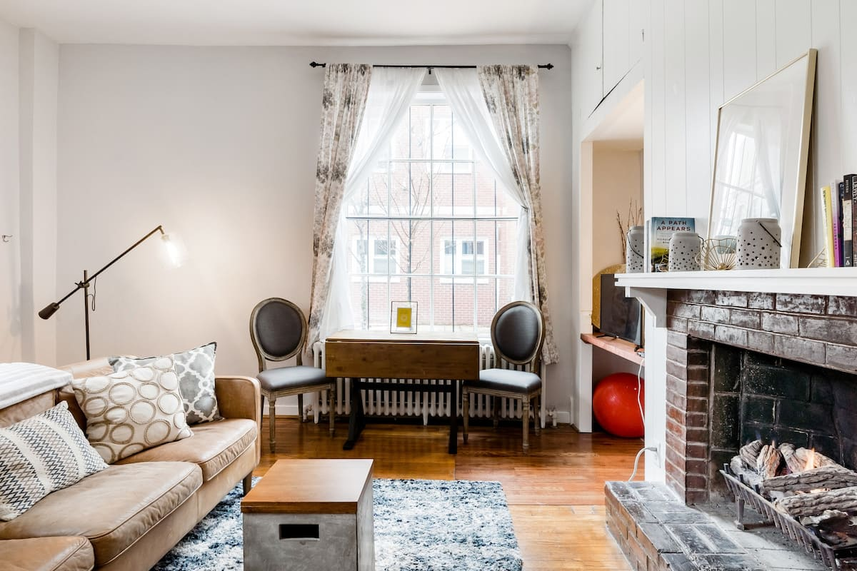 .:Gorgeous Rittenhouse Apartment:. (Voted top 10!)