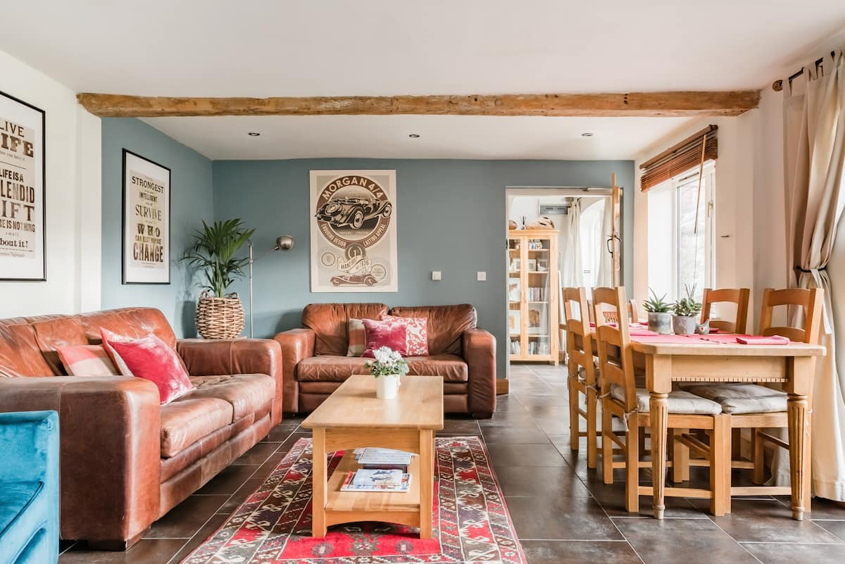 Historic Barn Conversion in Worcestershire