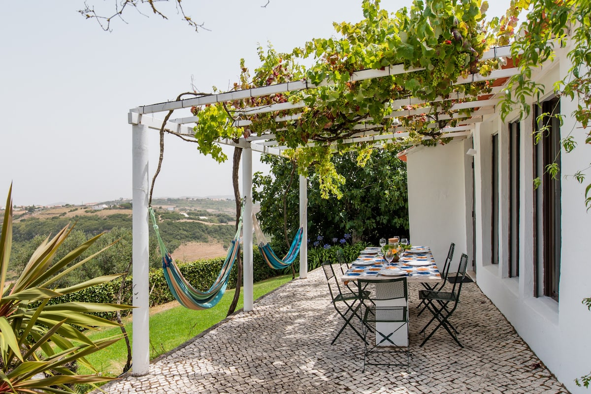 Former Olive Press Turned Country House with Pool