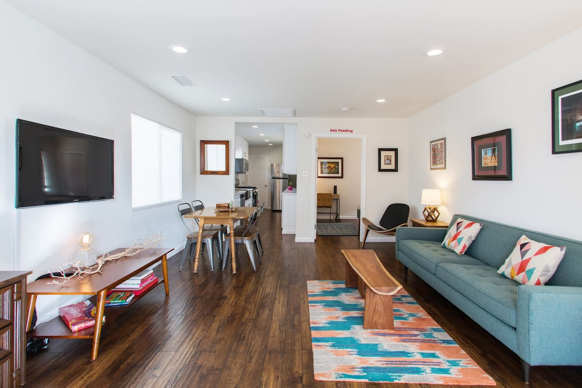 Renovated Silver Lake House with Private Backyard