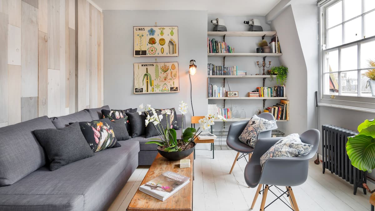 Explore the Hip East End from a Stylish City Flat