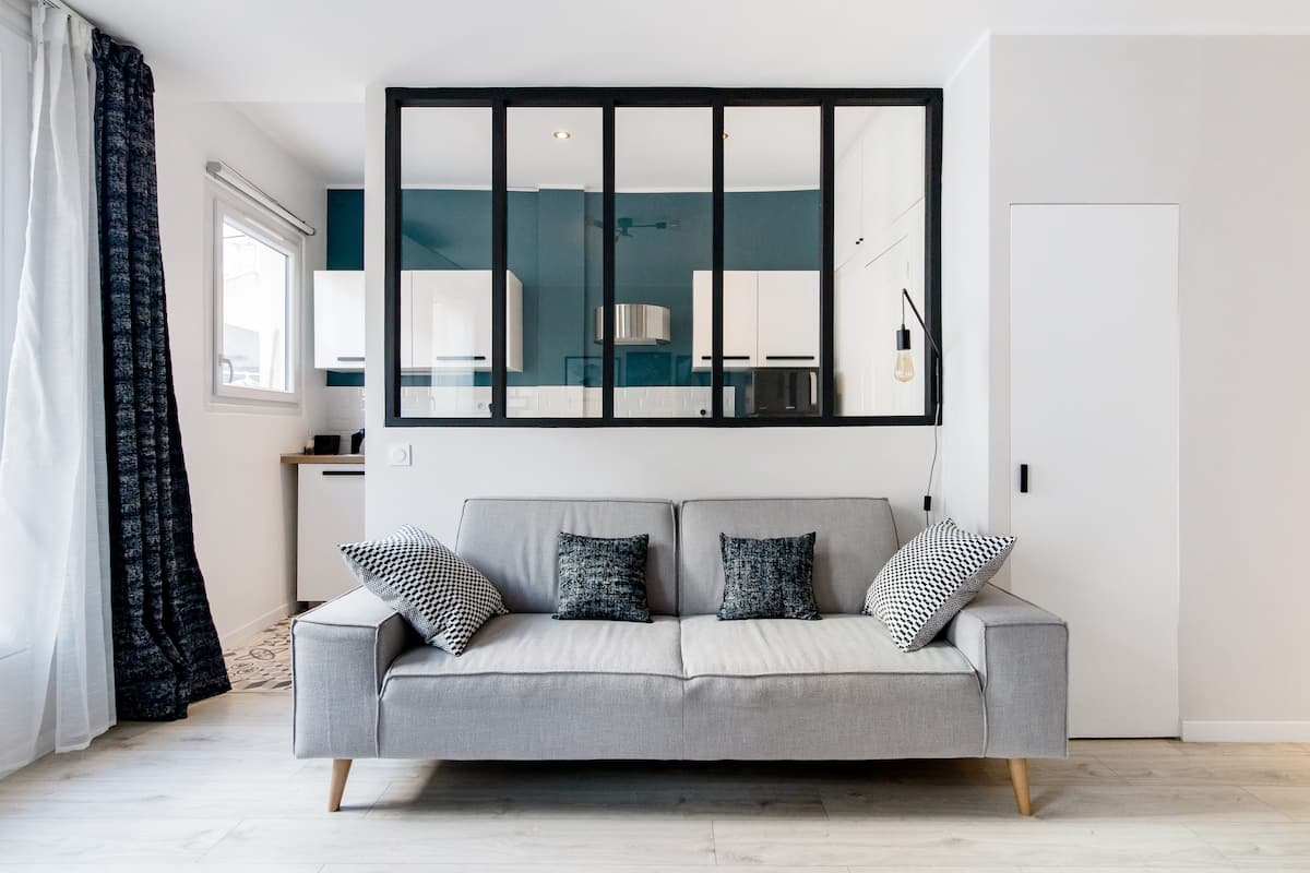 Appartement cosy et raffiné au cœur de Marseille