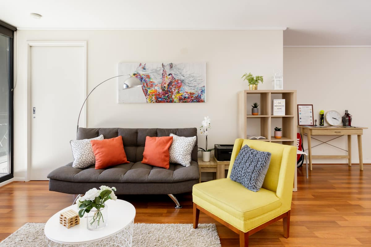 Chic Southbank Apartment with a Spa and Sports Facilities