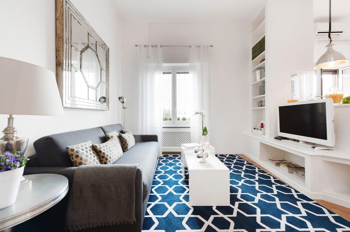 Elegante Appartamento di Design Accanto al Vaticano