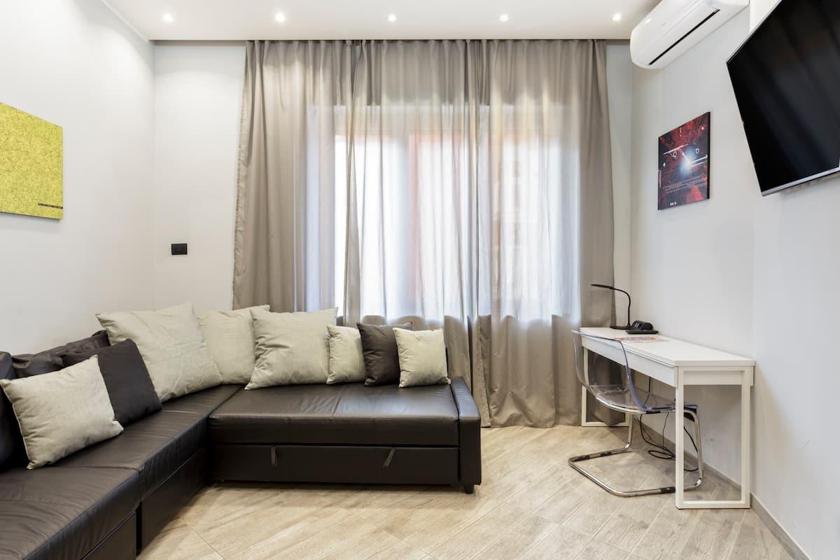 Lussuoso appartamento votato al relax e alla convivialità
