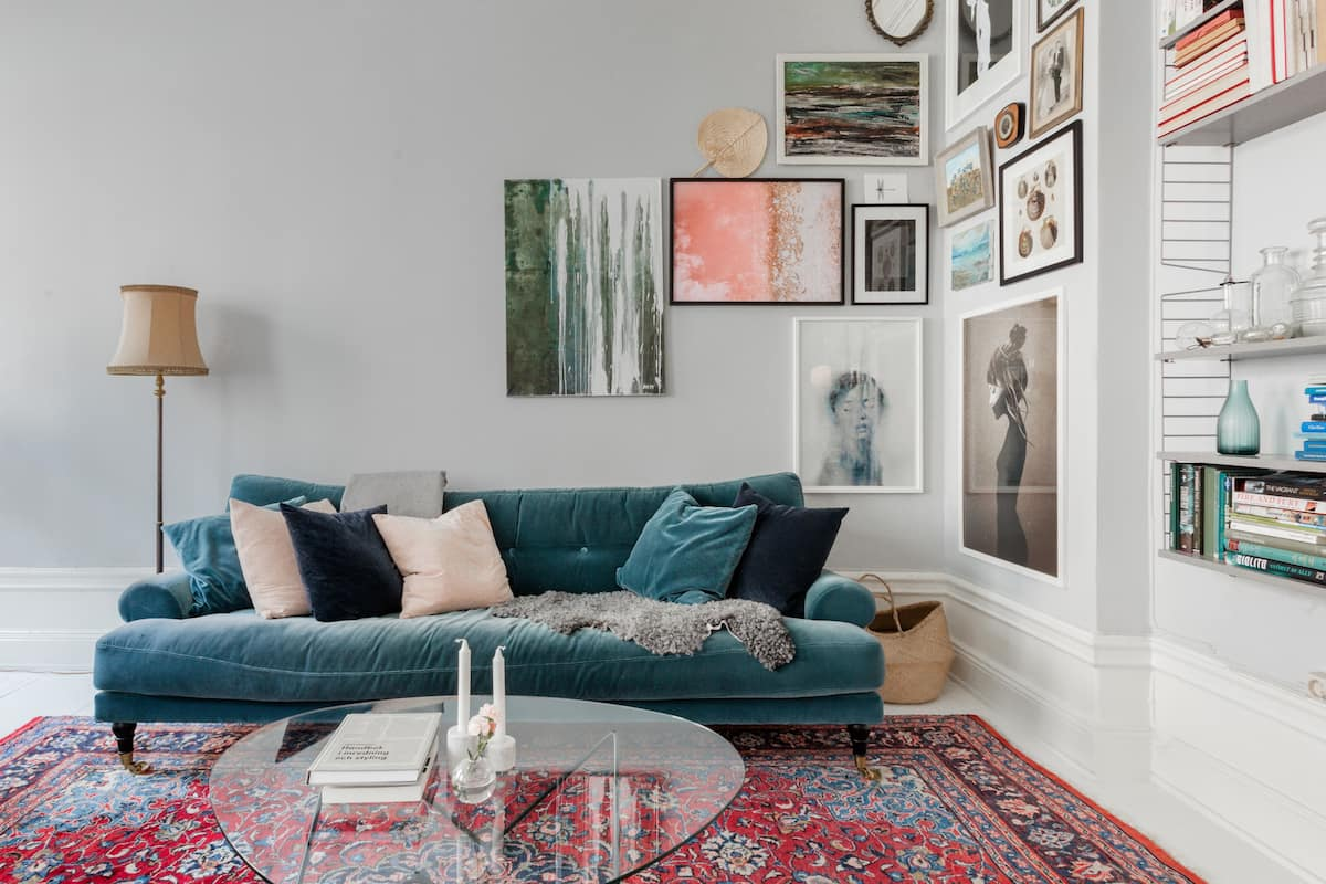 Creative Apartment in Trendy Södermalm Neighborhood