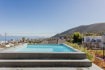 Retreat to This Urban Oasis in Fresnaye