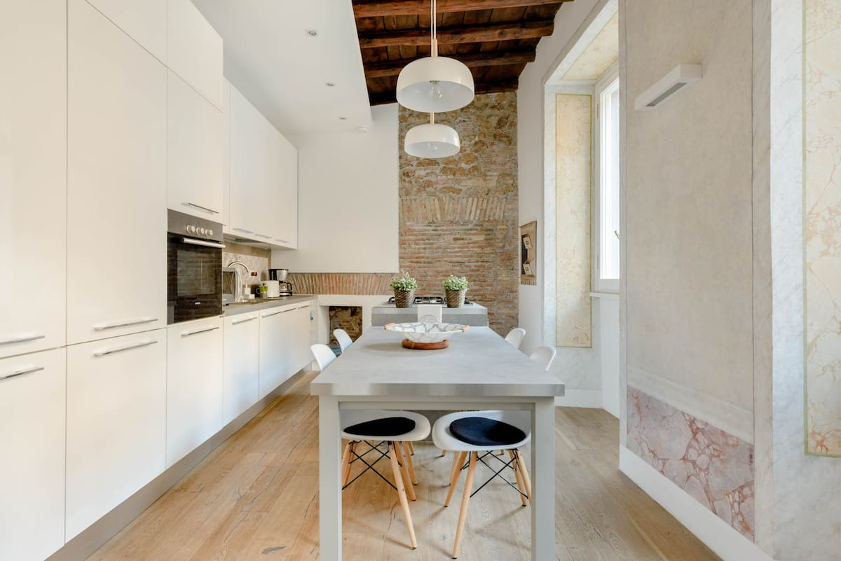 Spanish Steps, Amazing House with Historical Details