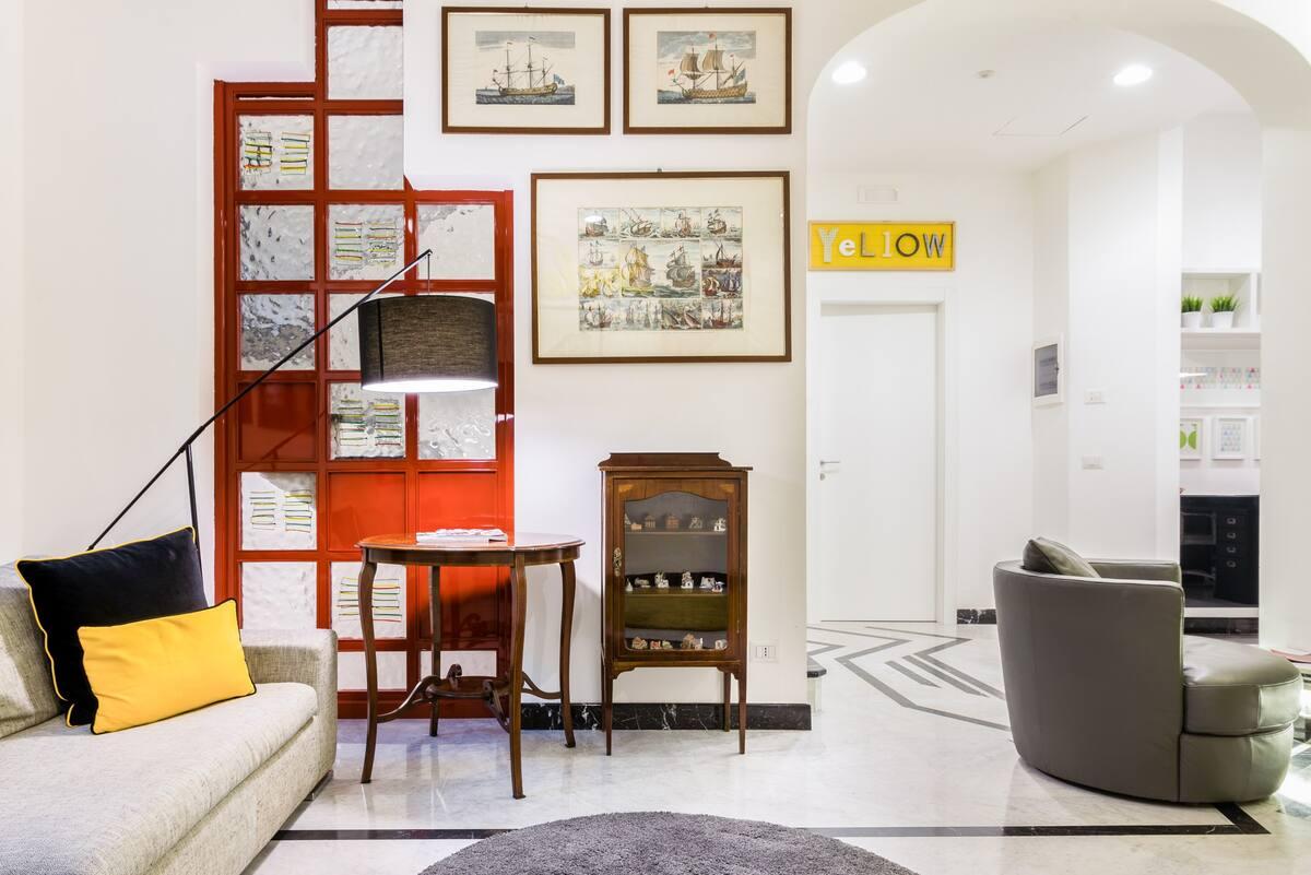 Suite privata in una villa in stile liberty a due passi dal MiCo