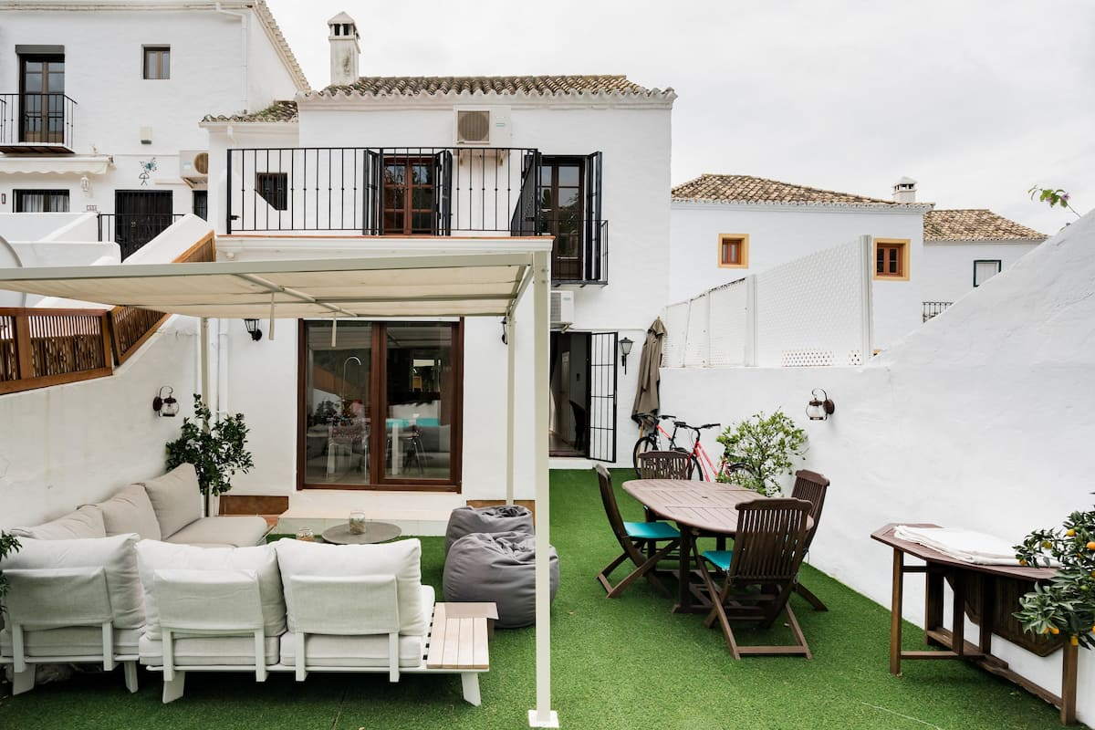 Lovely&Quiet House close to Puerto BAnus