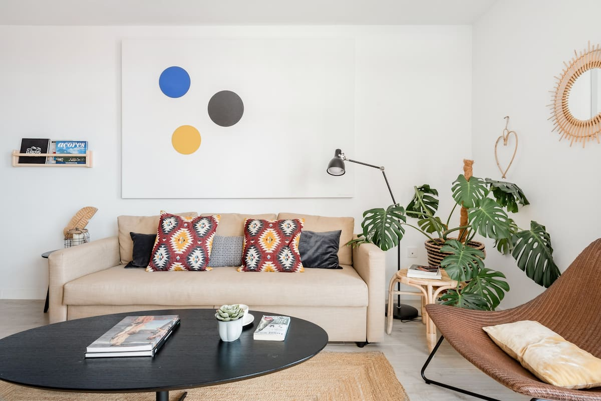 Do Water Sports Near a Renovated Apartment by the Beach