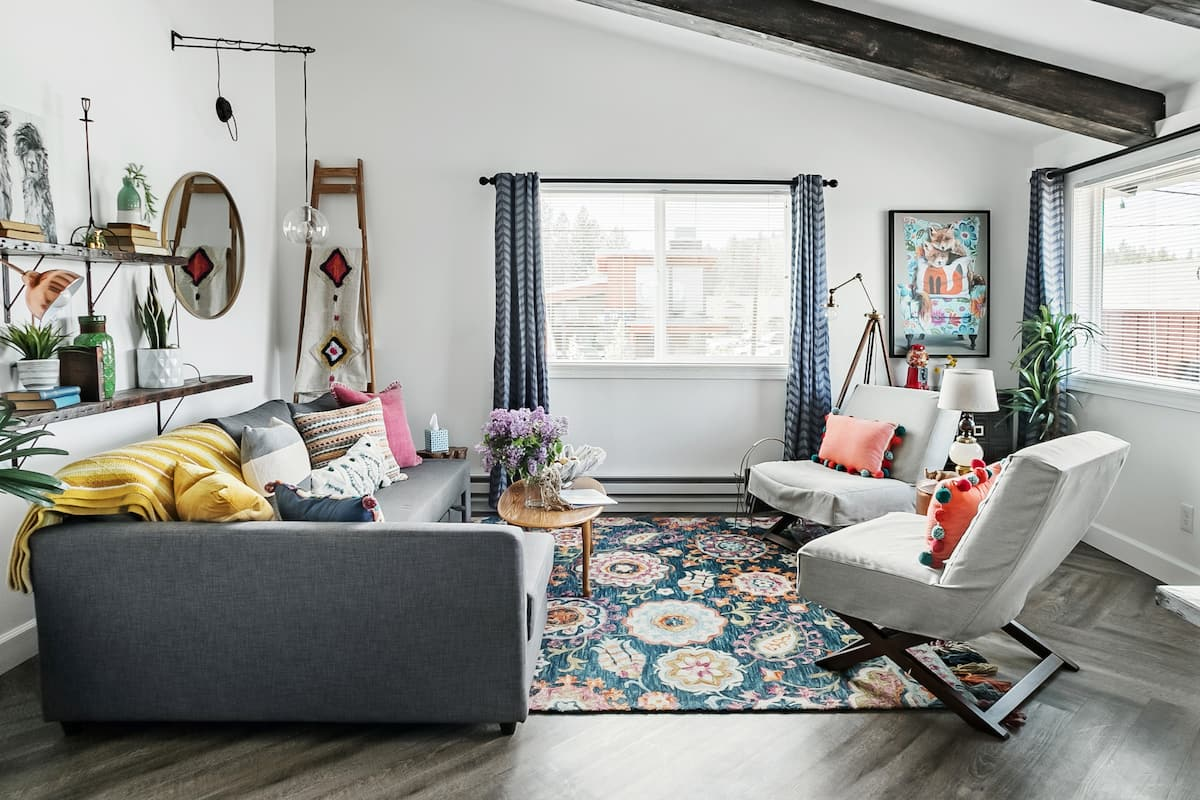 Experience Bend in This Incredible Eclectic Loft