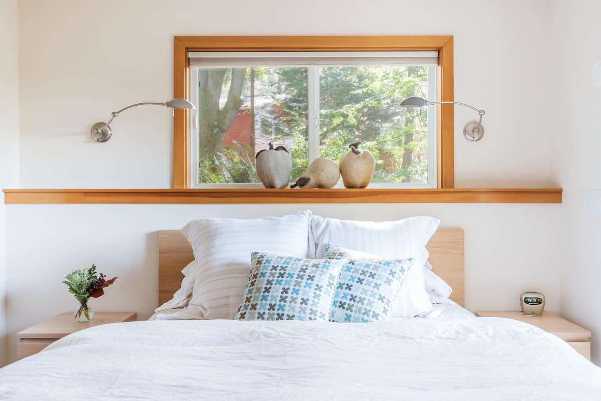 Explore Bainbridge Island from a Peaceful Garden Guest Suite