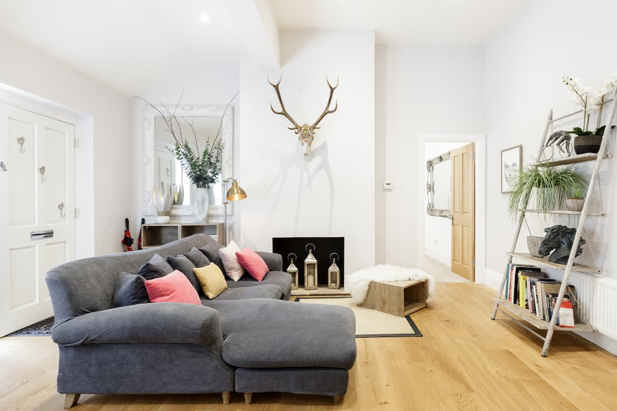 Five Star Luxury in Historic Mews Cottages with Gardens